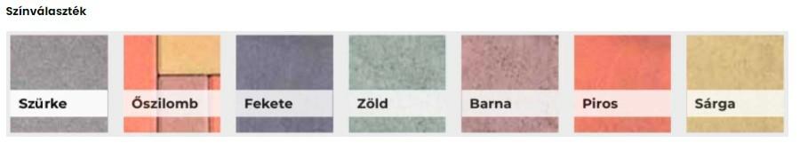 swalk színek